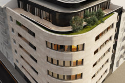 Penthouse – Praça Velasques – Monte Aventino